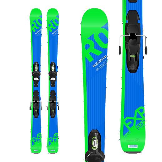 e8962ef03 Rossignol Experience Pro Junior Skis 2017/18 & LOOK Kid-X 4 B76 Junior Ski  Bindings Black/Green | Sport Chek