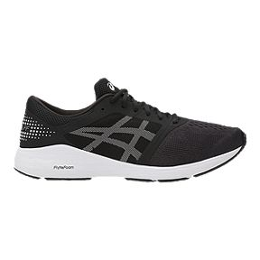 c0199bbcc Clearance. ASICS Men s Roadhawk FF Running Shoes - Black White Silver