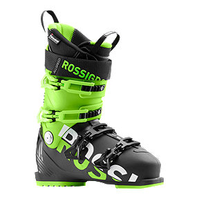 Rossignol Allspeed 100 Men's Black/Green Ski Boots 2017/18