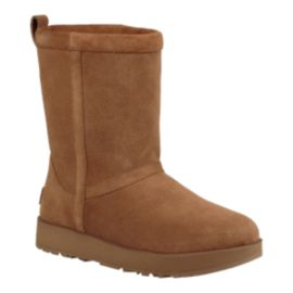 Ugg Women's Classic Short Waterproof Boots - Chestnut