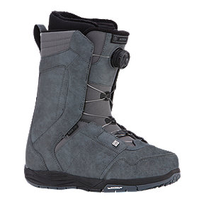 Ride Jackson Boa Men's Snowboard Boots 2017/18 - Grey