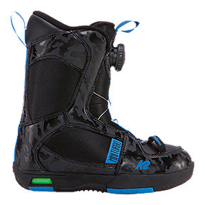 K2 Mini Turbo Junior Snowboard Boots 2017/18
