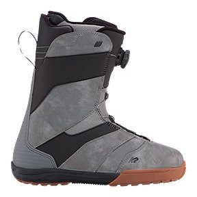 K2 Raider Boa Men's Snowboard Boots 2017/18 - Grey