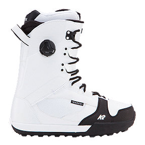 K2 Darko Men's Snowboard Boots 2017/18 - White