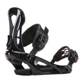 Ride LX Men's Snowboard Bindings 2017/18 - Black
