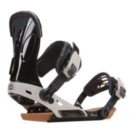 Ride VXN Women's Snowboard Bindings 2017/18 - Black/Tan