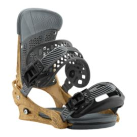 Burton Malavita Men's Snowboard Bindings 2017/18 - Hemp