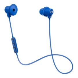 Under Armour Sport Wireless Earbud Headphones - Blue