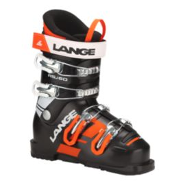 Lange RSJ 60 Junior Ski Boots 2017/18 - Black