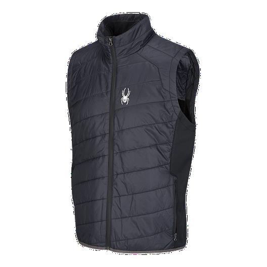 68aee3c055d9f Spyder Men's Glissade Insulated Vest | Sport Chek