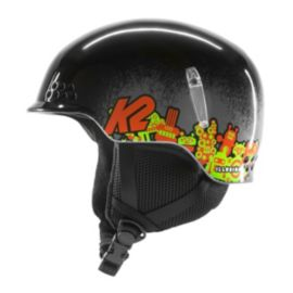 K2 Illusion Kid's Helmet 2017/18 - Black