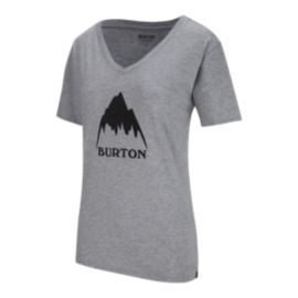Burton Women's Winter V-Neck T Shirt