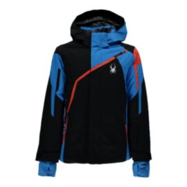 Spyder Boys' Challenger Insulated Winter Jacket