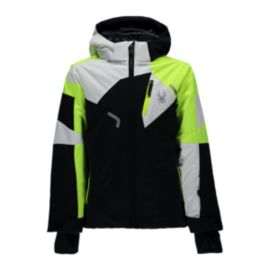 Spyder Boys' Leader Insulated Winter Jacket