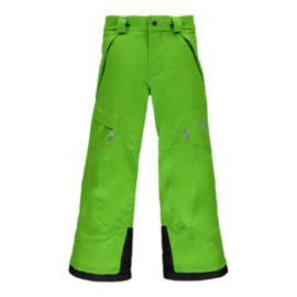 Spyder Boys' Action Insulated Winter Pants