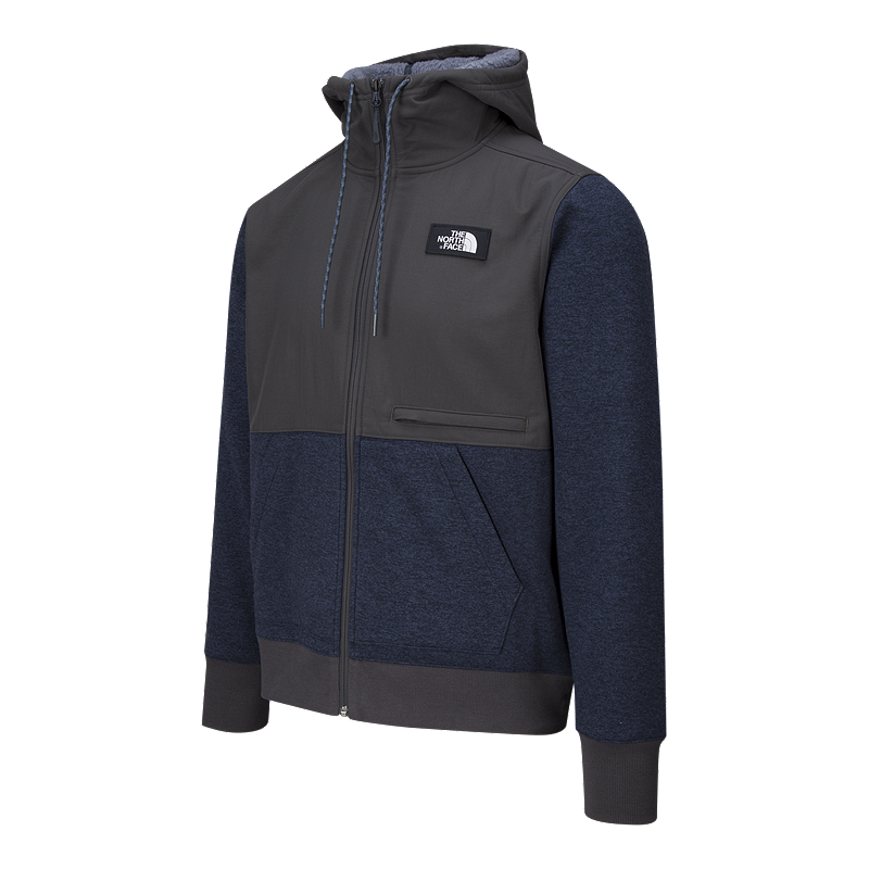02bbf51d3550 The North Face Men s Tech Sherpa Hoodie