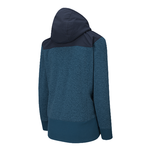 2501a832024 The North Face Women s Tech Sherpa Pullover Hoodie