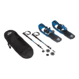 McKINLEY Edge 30 inch Snowshoe Package - Blue