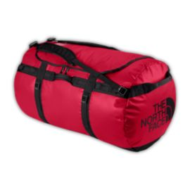 The North Face Base Camp Duffel Small - TNF Red