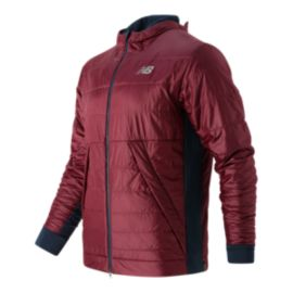 New Balance Men's Heat Hybrid Jacket