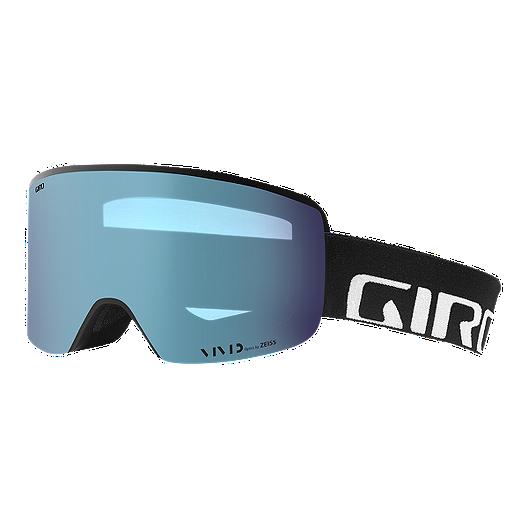 9bf231d05a08 Giro Axis Men s Ski   Snowboard Goggle 2017 18 - Black with Vivid Blue Lens