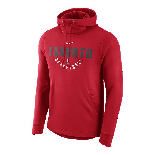 online store 0919d a00a7 Toronto Raptors Nike Therma Hoodie | Sport Chek