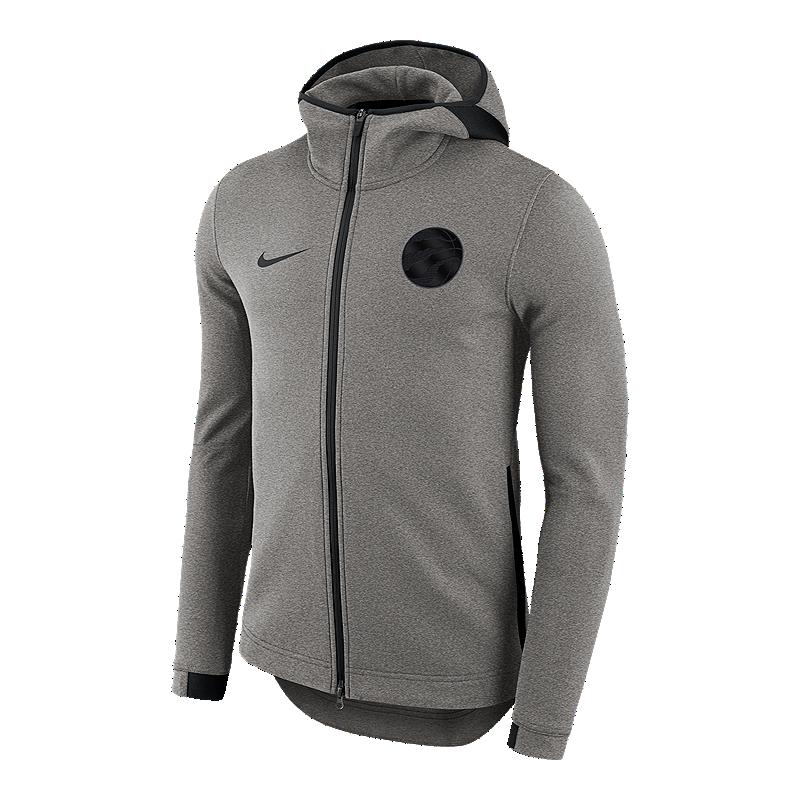 c616d2ad3a6 Toronto Raptors Nike Dry Showtime Full Zip Hoodie | Sport Chek