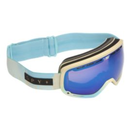 Spy Marshall Ski & Snowboard Goggle 2017/18 - Aurora Blue with Happy Light Blue Lens