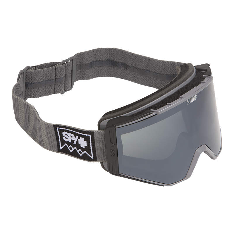 5a5757dce3 Spy Ace Ski   Snowboard Goggle 2017 18 - Deep Winter Gray with Happy Gray