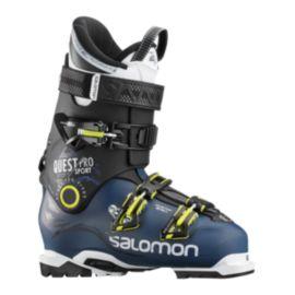 Salomon Quest Pro Sport 100 CS Men s Ski Boots 2017 18  6d109acd13