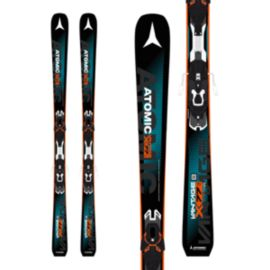 Atomic Vantage X 77 TI Men's Skis 2017/18 & Atomic XT 12 Ski Bindings