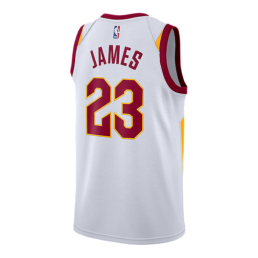 1f645ea96275 Cleveland Cavaliers LeBron James Swingman Association Basketball Jersey