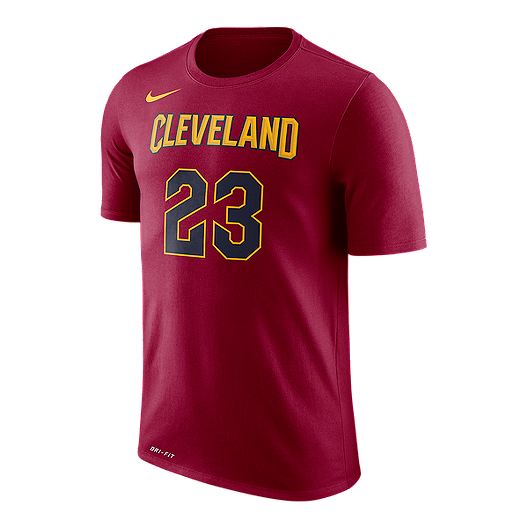the latest b552f 21f3b Cleveland Cavaliers LeBron James Player T Shirt | Sport Chek