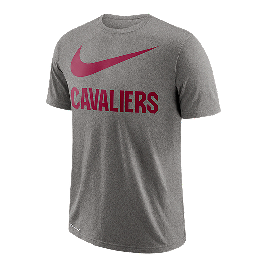 new products 0ce14 fed92 Cleveland Cavaliers Nike Swoosh Team T Shirt