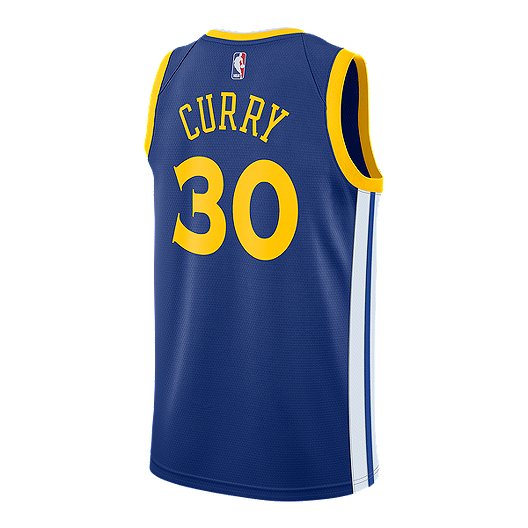more photos aa589 045f4 Golden State Warriors Stephen Curry Swingman Icon Basketball ...