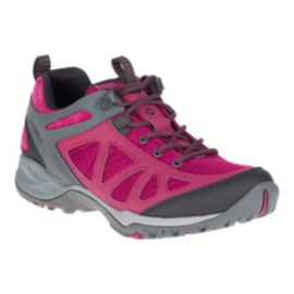 Merrell Women's Siren Q2 Sport Hiking Shoes - Beet Red