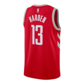 Houston Rockets James Harden Swingman Icon Basketball Jersey