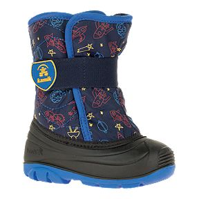 Kamik Toddler Snowbug 4 Winter Boots - Navy