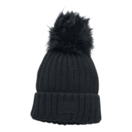Under Armour Women's Snowcrest Pom Beanie