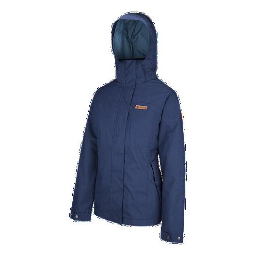 2d05246d285 Columbia Women's Marshall Pass Interchange Jacket | Sport Chek