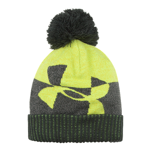 72a3092cc Under Armour Boys' Pom Beanie | Sport Chek