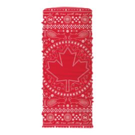 Buff Original Neck Tube - O Canada Red
