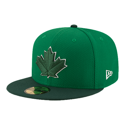 e2af2ab68cdeb Toronto Blue Jays St Patty s Day 5950 Hat