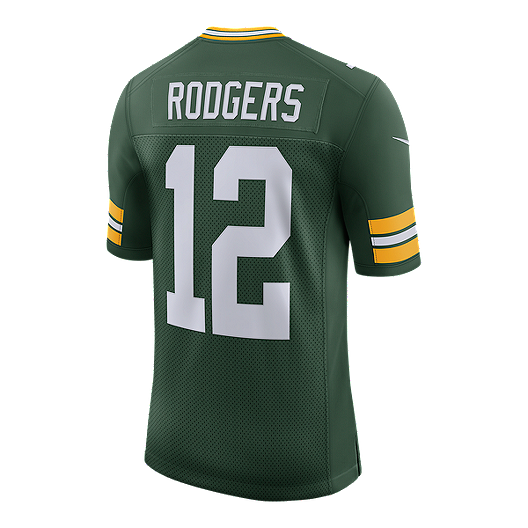 865ae7aa80c Green Bay Packers Aaron Rodgers Limited Football Jersey   Sport Chek