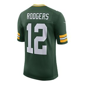 Green Bay Packers Aaron Rodgers Limited Football Jersey 782b3460d