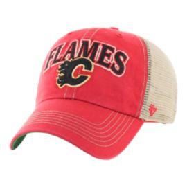 Calgary Flames  47 Brand Tuscaloosa Clean Up Cap  824208a86ca6