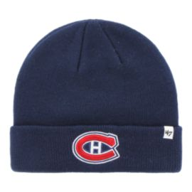 Montreal Canadiens Raised Cuff Knit Beanie