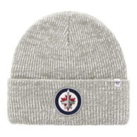 Winnipeg Jets Brain Freeze Cuff Knit Beanie