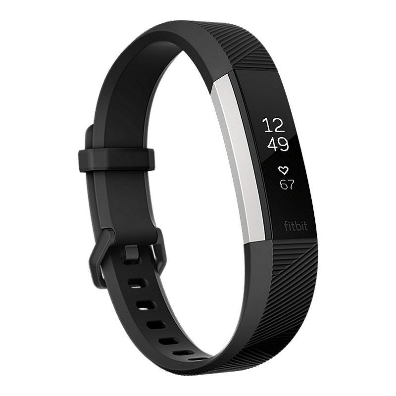 Fitbit Alta HR Activity Tracker - Black Small