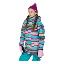 Burton Girls' Elstar Parka Jacket